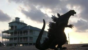 godzilla in galveston by joker5063