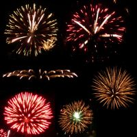 Fireworks Stock III by Melyssah6-Stock
