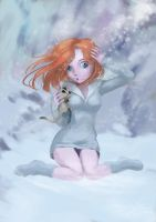 Snow by LENGARTISTRY
