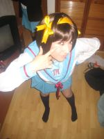 Suzumiya Haruhi preview by Makiiiii