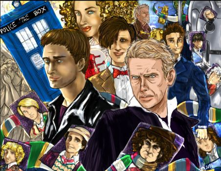 The Time of The Doctors - One and All by Uneide