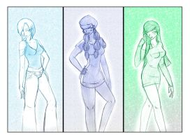 Girls of the KND by Licia-Jewel