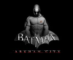 Robin - Batman Arkham City by DesignsByTopher