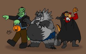 31 Days of Halloween, Part 23 by ConnerCoon