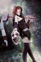 Harley Quinn - Welcome back, Mr. J by WhiteLemon