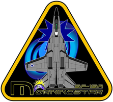 SF-15A Morningstar Insignia by viperaviator