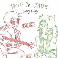 DaveJade comic preview by civil-twilight