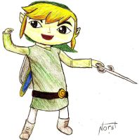 Link drawing by ProNorst