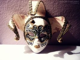 Venice Mask by Wicked-Lexie