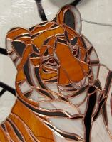 Glass Tiger WIP Close-Up by chessapphire1214