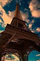 Tour Eiffel by p0isson
