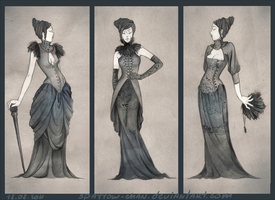 Gothic collection by sparrow-chan