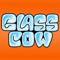 Glass Cow Logo by awesomemcnugget