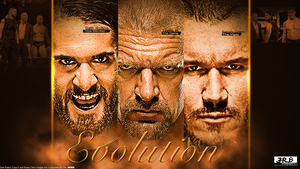 Evolution Wallpaper by JrbDesign