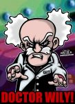 Cartoon Villains - 083 - Doctor Wily! by CreedStonegate