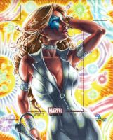 Marvel Bronze Age Disco Dazzler AP by Dangerous-Beauty778