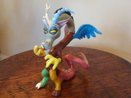 My Little Pony Friendship Is Magic Discord Model by dashingrainbow2012