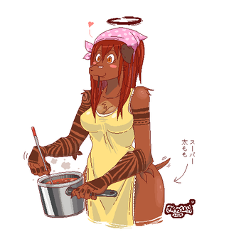 Cooking Mama by Mess1ah
