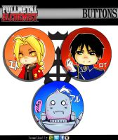 Custom Fma Buttons! (By Imnotholly) by imnotholly