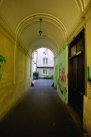 Warsaw 119 Gate by remigiuszScout