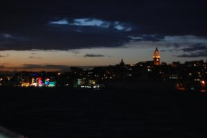 an evening in Istanbul-II by tugce3006