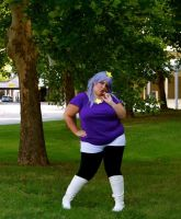 Lumpy Space Princess IV by Labyrinthinwyrm