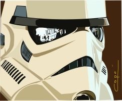 Trooper by jorgecopo