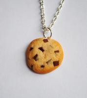 Cookie Necklace (New photo) by ClayRunway