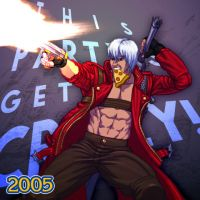 2005 - Devil May Cry 3 by Jiggeh