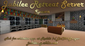 Jubilee Retreat Server Spawn Interior by LizC864
