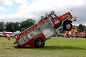 Wheelie Fire Truck 10 by gopherboy76