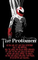 The Protomen Poster 1 by Templarking