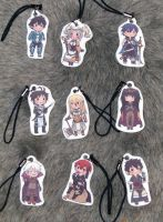 Fire emblem awakening charm set 1 by roseannepage