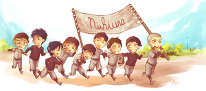 Oofuri: Let's win by Anyarr