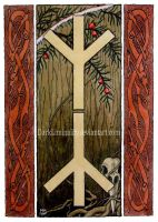 Rune Tree Design by DarkLiminality