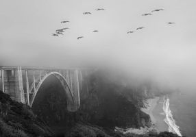 Pacific flight path by VaggelisFragiadakis