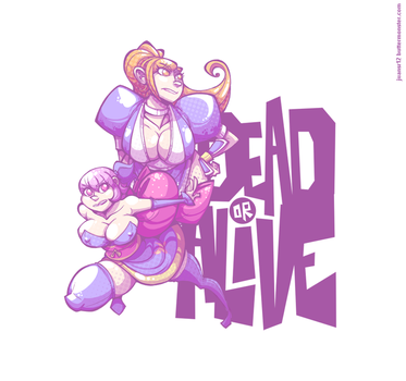 dead or alive or or by buttermonster