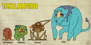 The Trollhunter by Songoanda