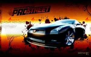 Need For Speed Pro Street by F-1