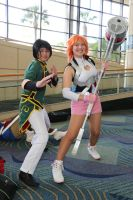 Megacon 2015: Nora and Ren by pgw-Chaos
