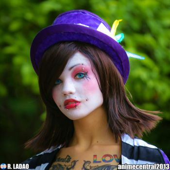 Miss Moxxi by UndercoverEnvy