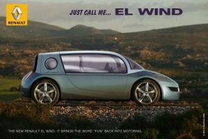 Renault El Wind by Bispro