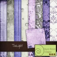 twilight-paper street designs by paperstreetdesigns
