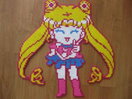 Sailor Moon by PlasticPixel