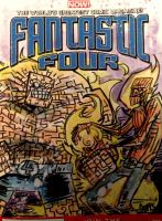 Fantastic Four Sketch cover by SpencerPlatt