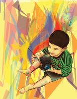 Pinoy Picasso: Every Child is an Artist by joshuamisalucha