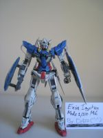 Exia Ignition Mode Front by DAZZ192