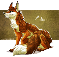Mia by AeroSocks
