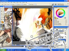 :WIP:Arie:Action:card: by nairchan