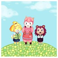 Animal Crossing by Lamby-J